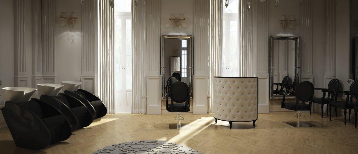 30015e0c Dobrze zaprojektowany salon fryzjerski to pewny sposób na sukces. Ważnym  jest więc by już na etapie projektowania swojego salonu mieć na uwadze  kilka ...